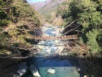 徳島•祖谷渓は日本三大秘境の一つ!おすすめの観光ポイントを紹介