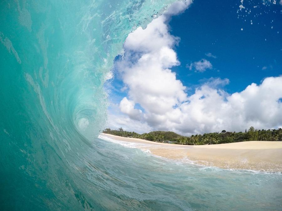 ハワイ・ノースショア(オアフ島)のおすすめスポット!グルメも紹介