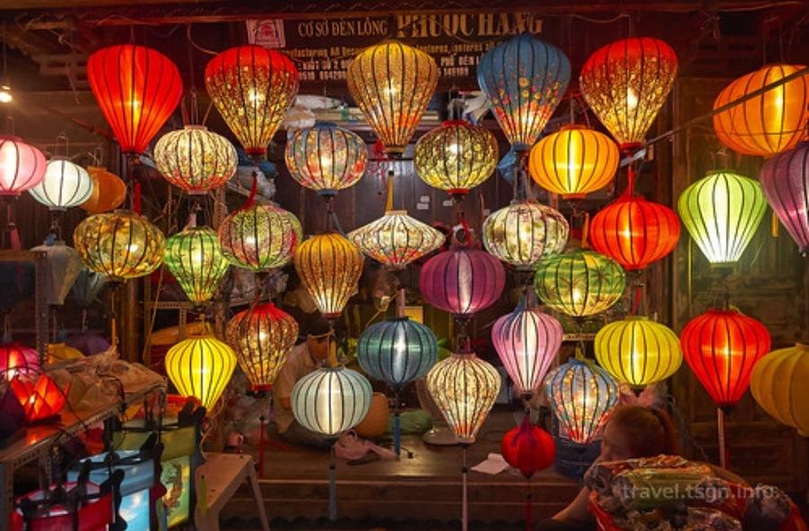 ホイアン(ベトナム)のランタン祭りとは?開催時期・場所・楽しみ方を紹介