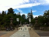 上杉神社の御朱印やお守りの御利益は?上杉謙信を祀る勝負運のパワースポット