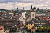 ヴュルツブルク(ドイツ)の観光スポット!おすすめの名所やホテルを紹介