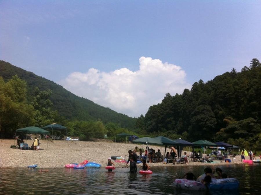 岐阜で川遊び!板取川のおすすめスポットやバーベキューができる場所も紹介