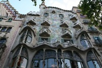 カサ・バトリョはガウディ建築(バルセロナ世界遺産)の傑作!魅力を紹介