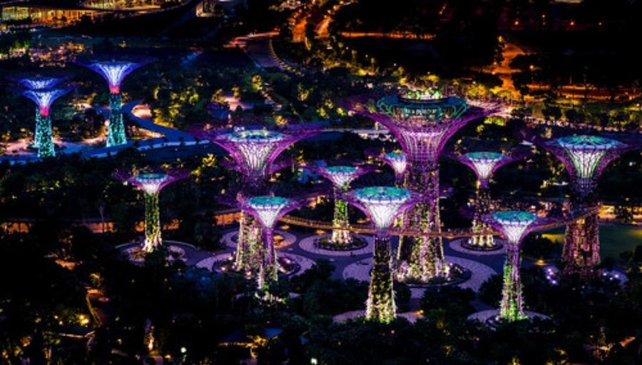 ガーデンズバイザベイ(シンガポールの植物園)の見どころやおすすめなど