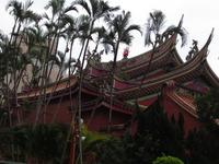 行天宮は台湾(台北)で有名な寺院!観光・グルメスポットも紹介