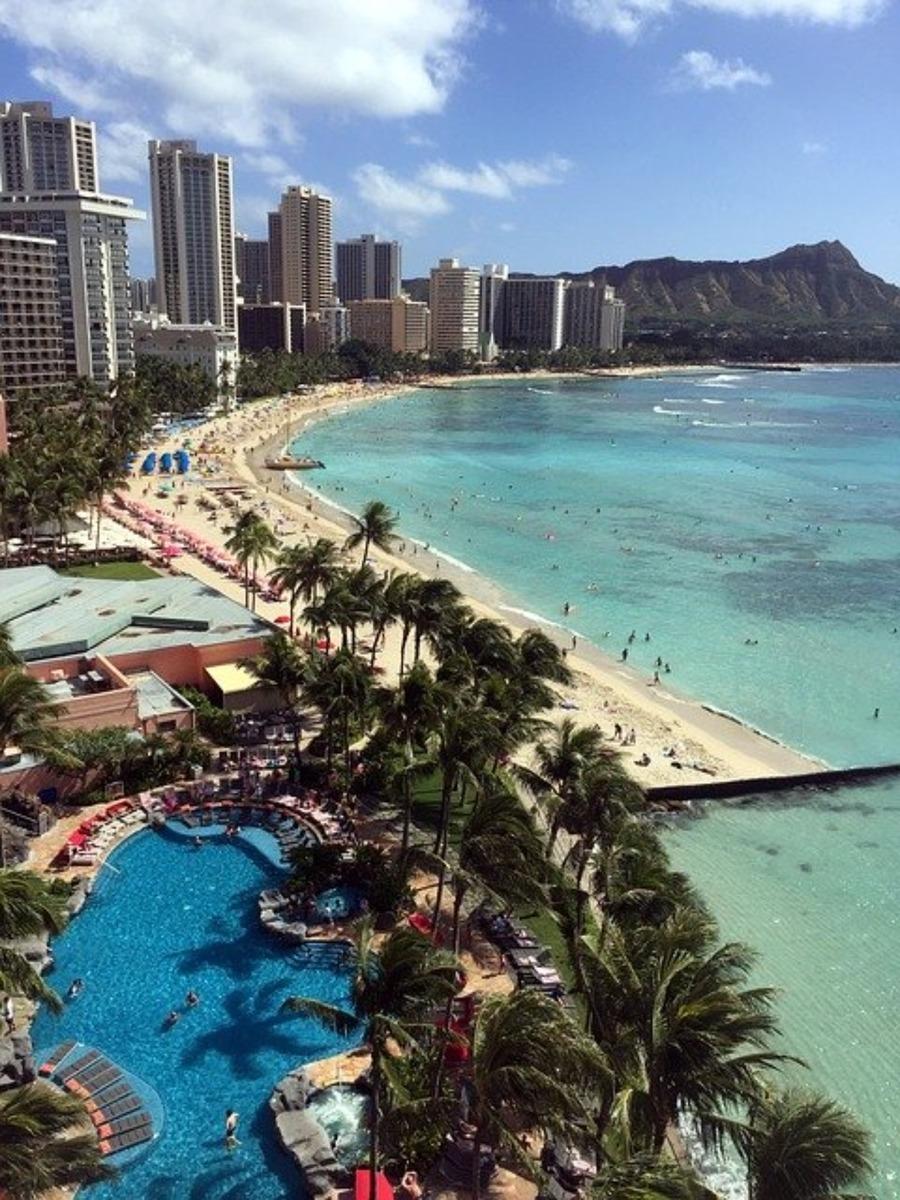 ハワイでWiFiは必要?現地の無料スポットやレンタル・容量無制限も紹介