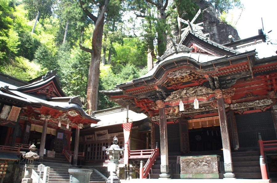 榛名山・榛名神社は群馬県高崎市のパワースポット!ご利益やアクセスを紹介