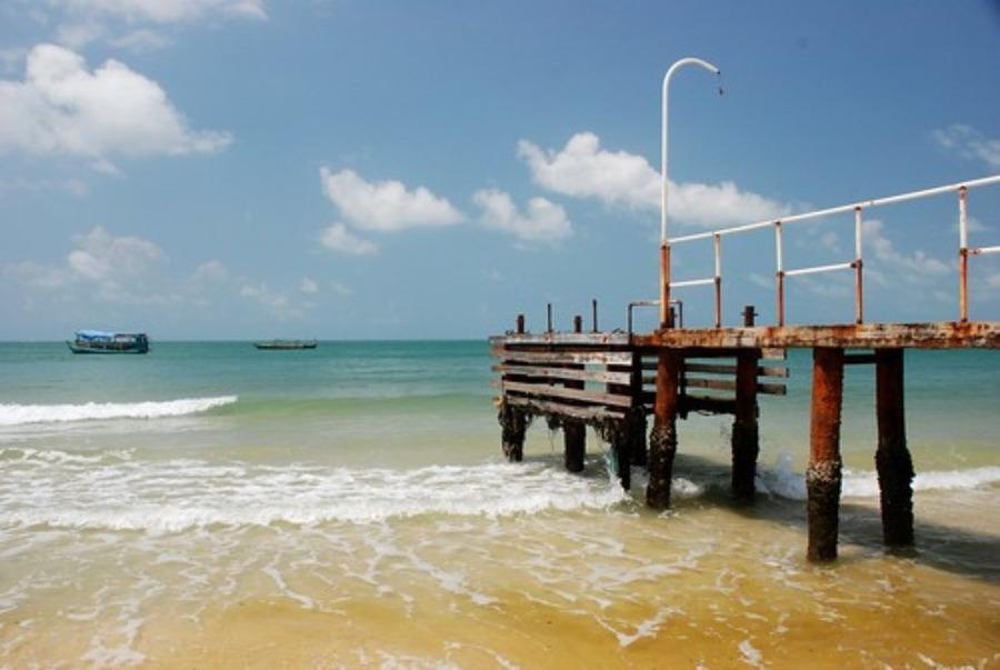 シアヌークビルはカンボジアの人気リゾート!観光地・ホテルや行き方を紹介