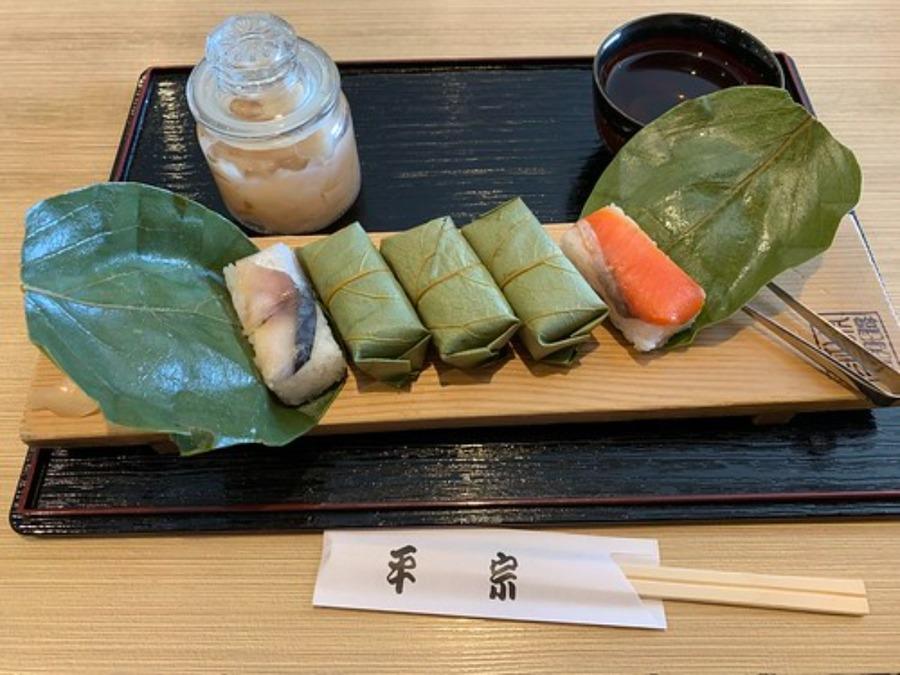 金沢で押し寿司!芝寿しなどお土産のおすすめ笹寿司・体験も紹介
