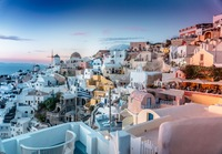 サントリーニ島(ギリシャ)のおすすめ観光地!イアや人気のビーチも紹介