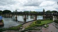 カンチャナブリ(タイ)の観光スポット!泰緬鉄道や行き方も紹介
