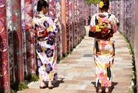 嵐山(京都)はプリクラ機ゼロ!近くの着物レンタルして撮れる場所を紹介