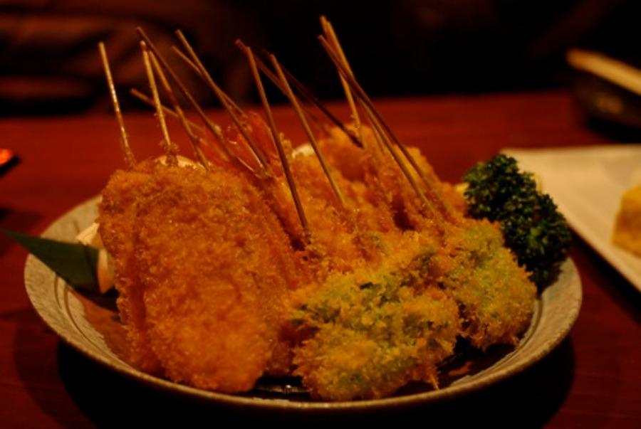 大阪の串揚げおすすめランキング!美味しい串カツのお店を紹介