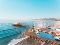 サンタモニカ(ロサンゼルス)の観光スポット!おすすめビーチ・名所を紹介