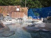 おびなたの湯(白馬八方温泉)は白馬村のアルカリ性温泉の露天風呂
