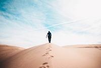 猿ヶ森砂丘(青森)日本一広い砂丘!鳥取砂丘よりも広い面積の砂丘を紹介