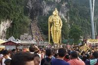 バトゥ洞窟(マレーシア)はクアラルンプールの人気スポット!行き方も紹介
