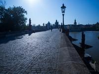 カレル橋(プラハ)の見どころ!聖人像・夜景・プラハ城についても紹介