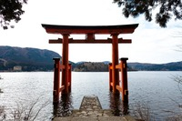 箱根神社の御朱印・御朱印帳の種類は?値段や受付時間・場所について紹介