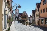 ローテンブルクのおすすめ観光スポット!お土産や行き方も紹介