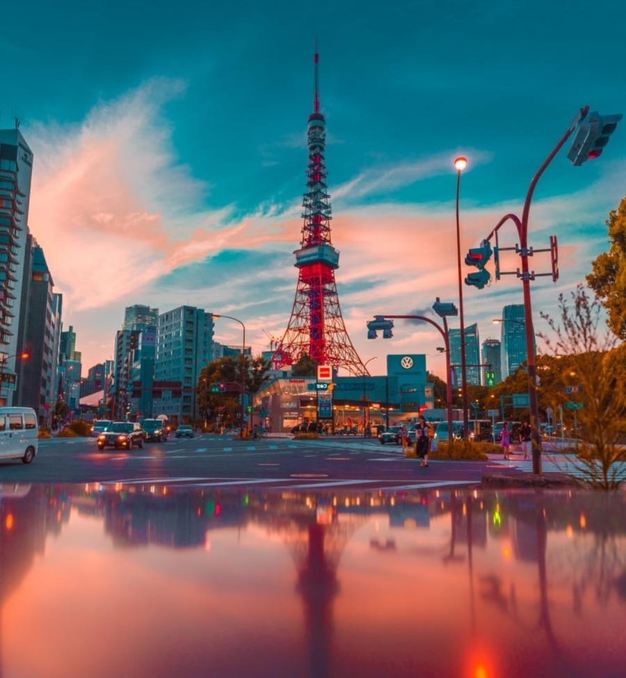 東京都内のパワースポットおすすめランキング!金運や仕事運をUPしよう