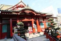 摩利支天・徳大寺は上野アメ横近くの寺院!ご利益・お守りなどを紹介