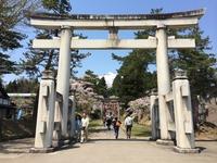 岩木山神社は珍しい狛犬のいるパワースポット!ご利益やお守りについて紹介