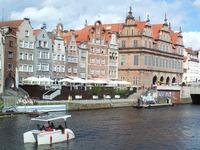 グダニスク(ポーランド)の観光スポット!旧市街地・美術館も紹介