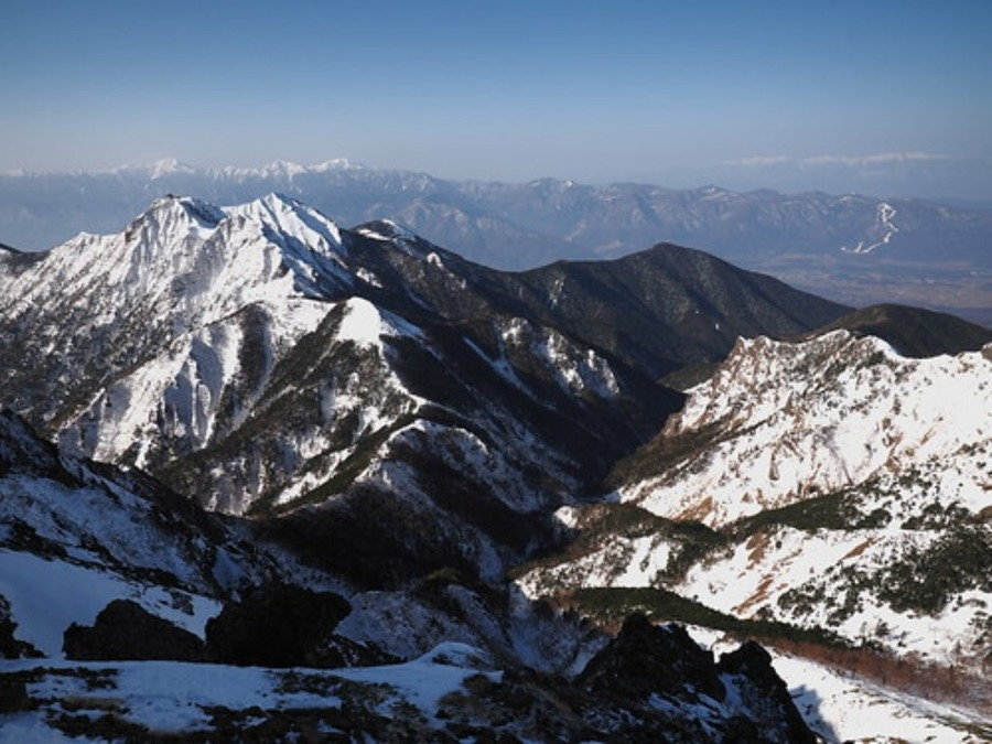 キレットとは登山用語!難易度の高い日本の三大キレットも紹介