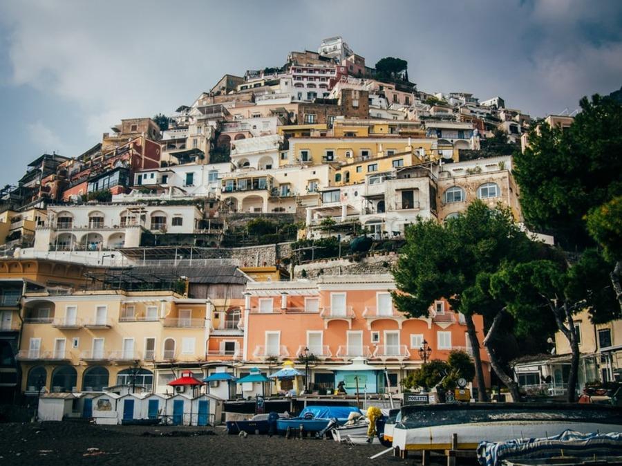 アマルフィ海岸はイタリアの世界一美しい世界遺産!観光スポットを紹介