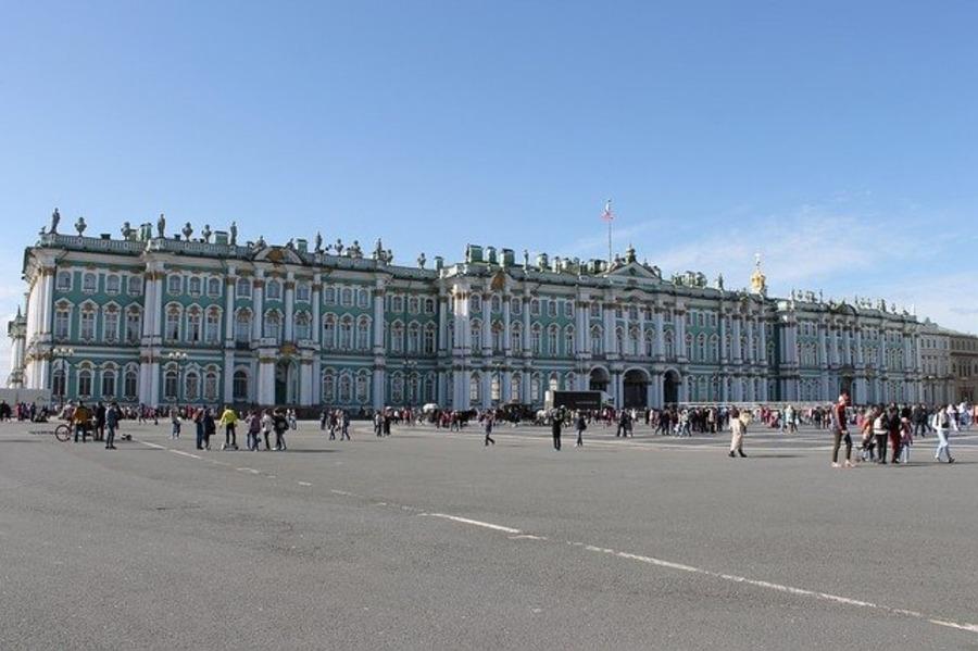 エルミタージュ美術館はロシア・サンクトペテルブルクの見どころ!