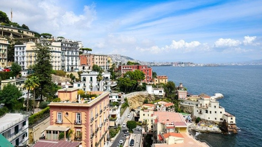 ナポリ(イタリア)の観光スポット!名所やおすすめの観光地を紹介