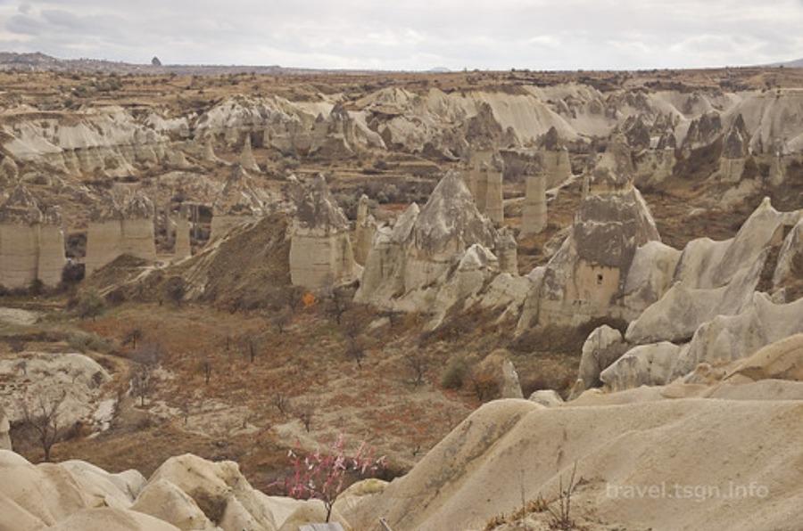 トルコの地下都市!カッパドキアに紀元前からある謎の地下都市を紹介
