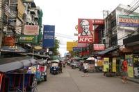 カオサン通り(バンコク)はバックパッカーの聖地!観光スポットを紹介