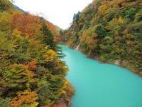 高瀬渓谷は紅葉の名所!見頃の時期や周辺の観光スポットも紹介