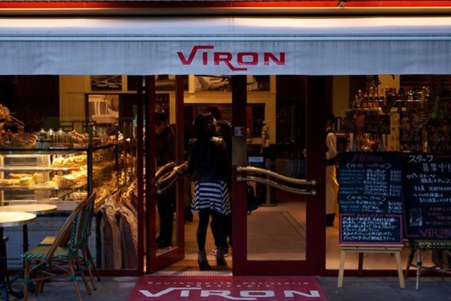 パン屋VIRONのメニュー!バケットなど種類や店舗一覧も紹介