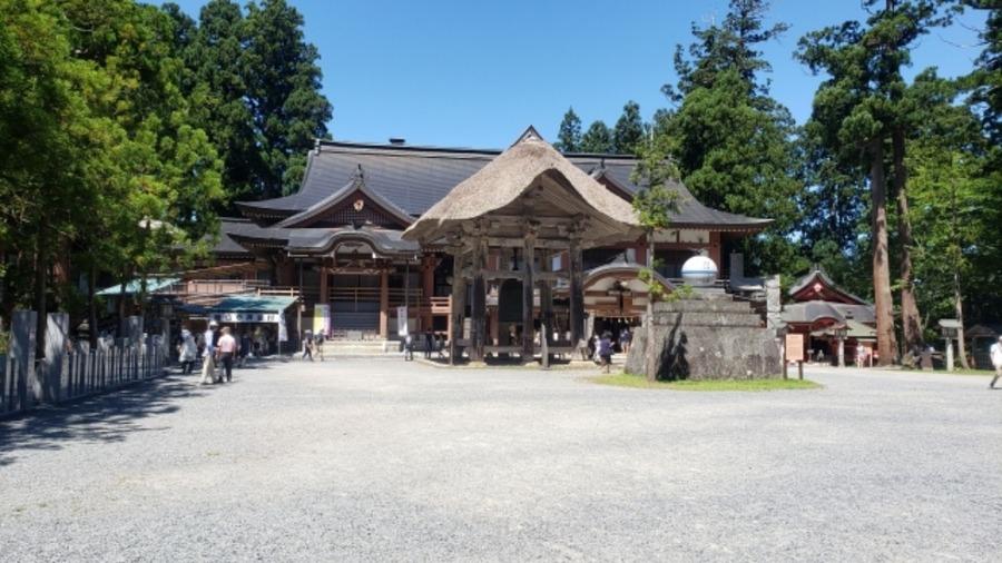 出羽三山神社(山形)の見どころ!羽黒山などパワースポットを紹介