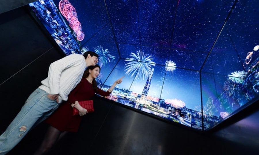 ロッテワールドタワー(韓国)は展望台が人気!ソウルスカイも紹介