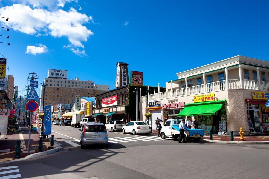 函館朝市のお土産おすすめランキング!海産物やお菓子などを紹介