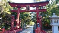 氣比神宮は人気のパワースポット!日本三大鳥居やお守り•アクセスも紹介