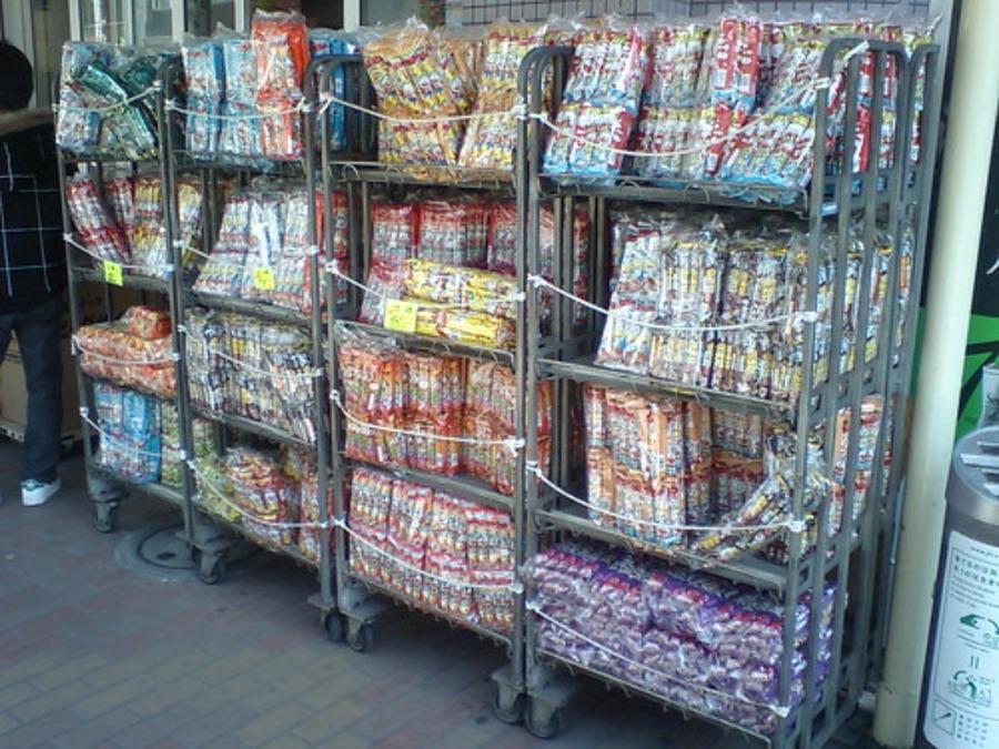 """""""うまい棒の味の数は全種類で30以上?販売中のうまい棒を一覧で紹介  """""""