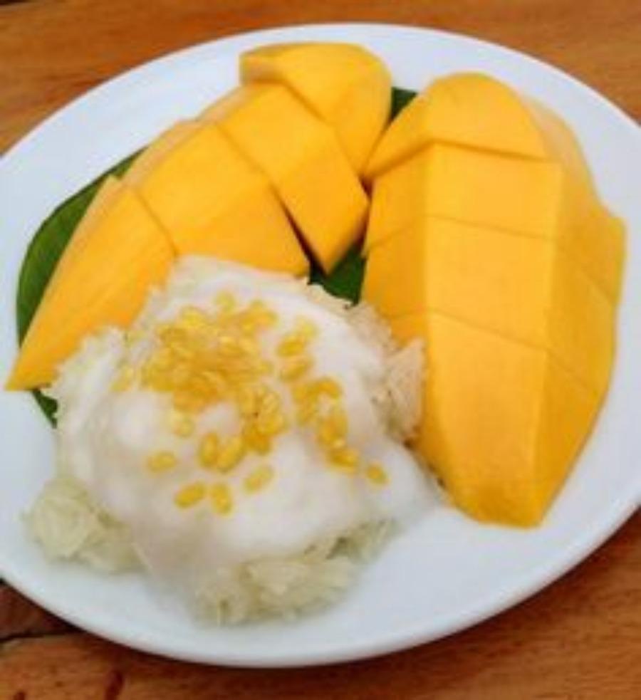 カオニャオ・マムアンはマンゴーともち米のスイーツ!タイや日本のお店を紹介