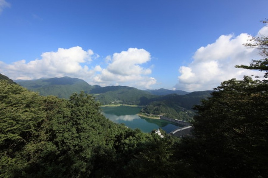 神流湖(埼玉)でおすすめの見どころ!人気の観光スポットも紹介