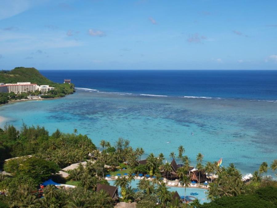 グアムの海を満喫!おすすめのビーチやオンザビーチのホテルを紹介