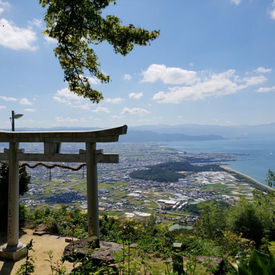 天空の鳥居がある香川・高屋神社!見どころや行き方などを紹介