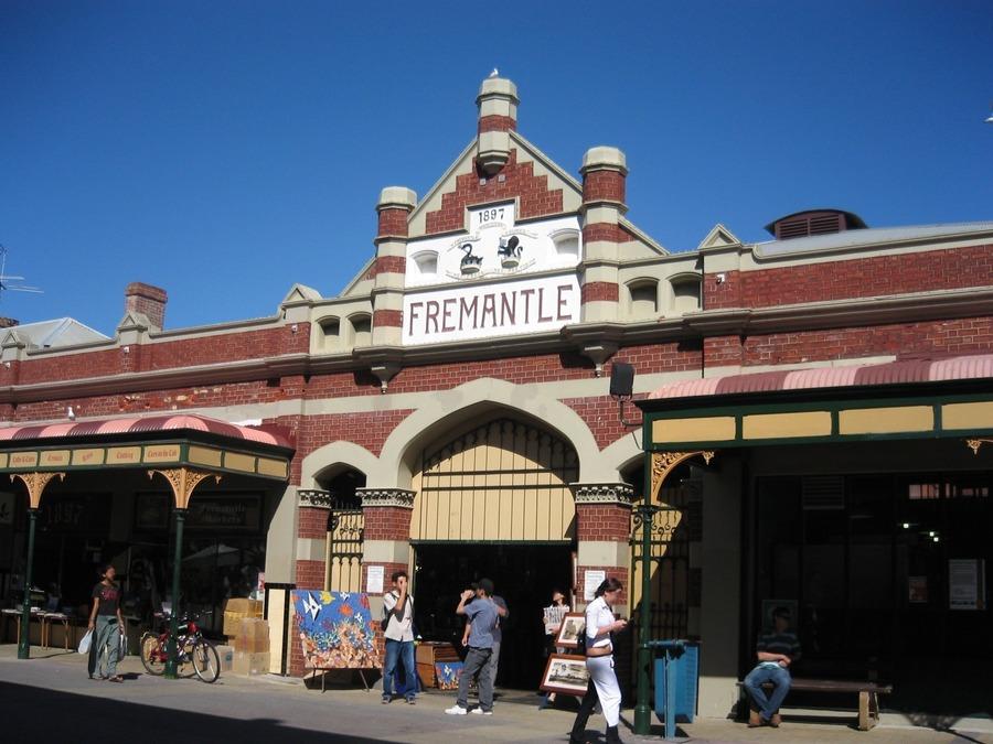 フリーマントル(オーストラリア)観光のおすすめやアクセスなど紹介!