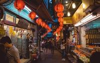 士林夜市(台北)のおすすめ台湾グルメ!夜店の時間・お土産も紹介