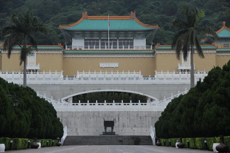 故宮博物院は台湾(台北)の世界四大博物館!見どころやカフェも紹介