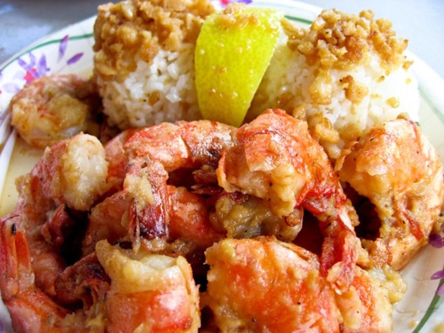 ハワイでおすすめのガーリックシュリンプ人気店10選!食べ方やお土産も!