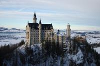 シンデレラ城のモデルはノイシュバンシュタイン城?お城の歴史も紹介